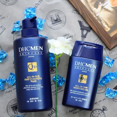 2 trong 1 dành riêng cho nam DHC Men All In One Deep Cleansing Wash