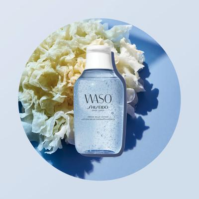 REVIEW WASO FRESH JELLY LOTION