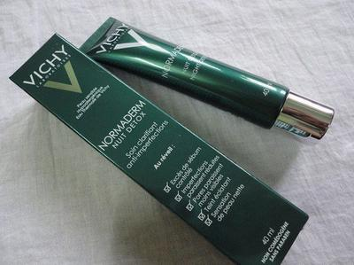 VICHY NORMADERM DETOX NIGHT