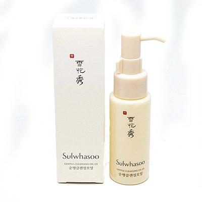 REVIEW DẦU TẨY TRANG SULWHASOO GENTLE CLEANSING OIL EX