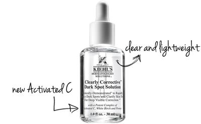 Review serum trị thâm nám Kiehl's Clearly Corrective Dark Spot Solution