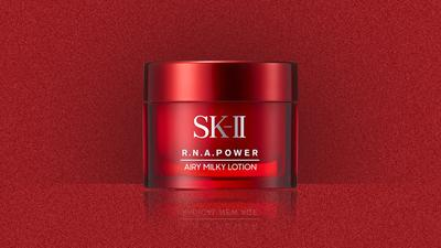 REVIEW SK-II AIRY MILKY LOTION