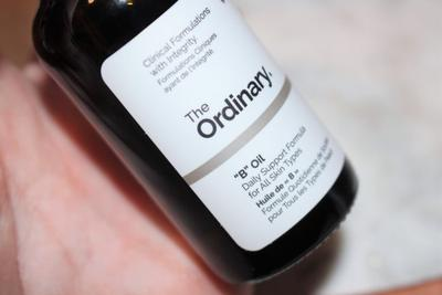 REVIEW TINH DẦU THE ORDINARY B OIL
