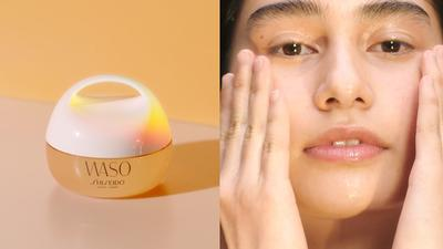 REVIEW SHISEIDO WASO CLEAR MEGA HYDRATING CREAM