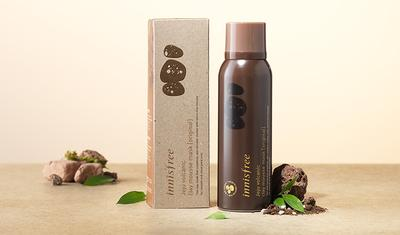 MẶT NẠ INNISFREE JEJU VOLCANIC CLAY MOUSSE MASK