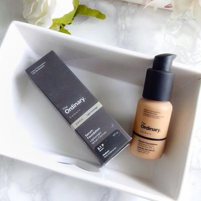 Kem nền The Ordinary Serum Foundation dùng ra sao?