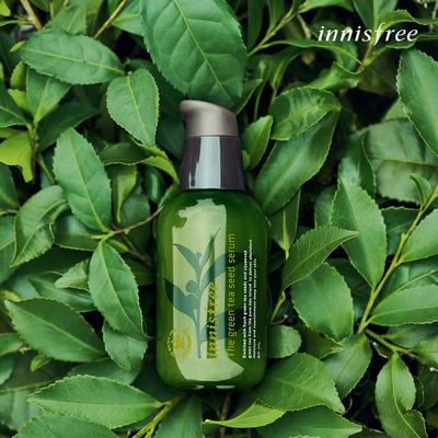REVIEW SERUM TRỊ MỤN (REVIEW INNISFREE THE GREEN)