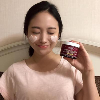 SỬ DỤNG MẶT NẠ NGỦ KIEHLS GINGER LEAF & HIBISCUS FIRMING MASK