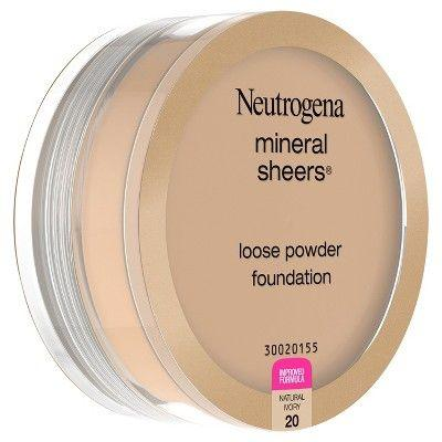 REVIEW PHẤN PHỦ NEUTROGENA MINERAL SHEERS LOOSE POWDER