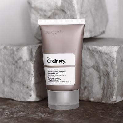 Tổng hợp review kem dưỡng ẩm The Ordinary Natural Moisturizing Factors + HA