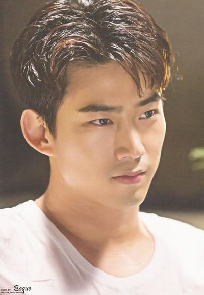#8: TAECYEON (2PM)