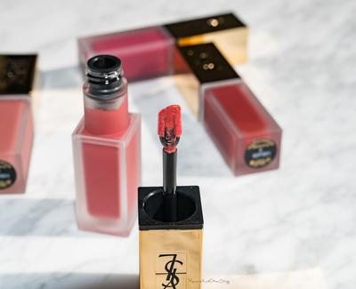 SON YSL TATOUAGE COUTURE MATTE STAIN LIQUID LIPSTICK