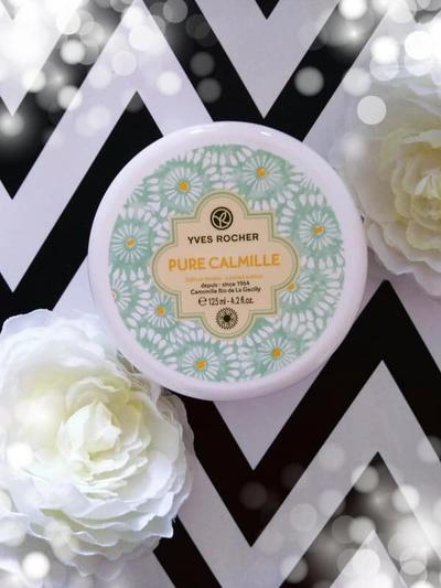 THIẾT KẾ KEM DƯỠNG YVES ROCHER FACCE & BODY COMFORT CREAM COLLECTOR