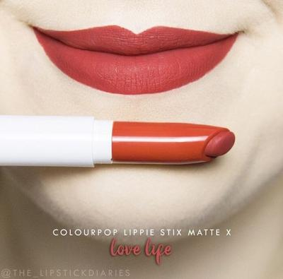 SON COLOURPOP MATTE MÀU LOVE LIFE
