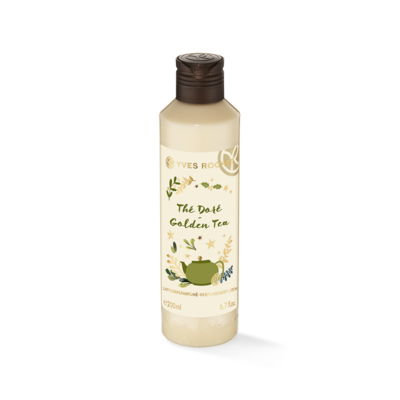 Review sữa dưỡng thể Yves Rocher Golden Tea Body Lotion