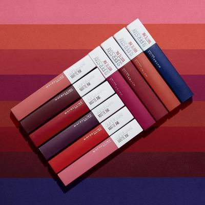 MAYBELLINE SUPERSTAY MATTE INK MÀU VOYAGER