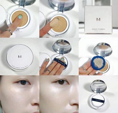 #5 - MISSHA M MAGIC CUSHION SPF 50/PA +++