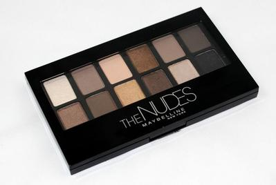 MAYBELINE THE NUDES PALETTE