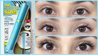 COVERGIRL THE SUPER SIZER BY LASHBLAST MASCARA (140K)