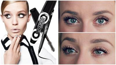 RIMMEL LONDON SCANDALEYES RETRO GLAM MASCARA (120K)