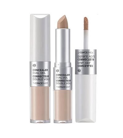 THE FACE SHOP CONCEALER DUAL CEIL CREAK