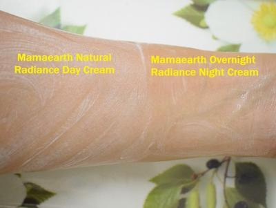 3. MAMAEARTH NATURAL RADIANCE DAY CREAM