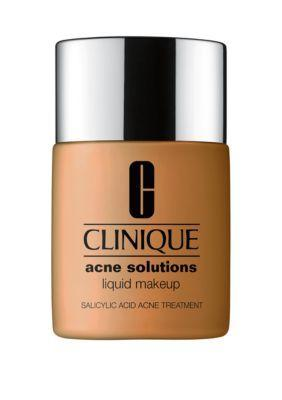 4. CLINIQUE ACNE SOLUTIONS LIQUID MAKEUP