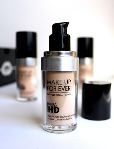 7. MAKE UP FOR EVER ULTRA HD FOUNDATION