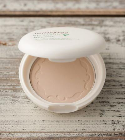 PHẤN PHỦ INNISFREE BLUR PACT REVIEW