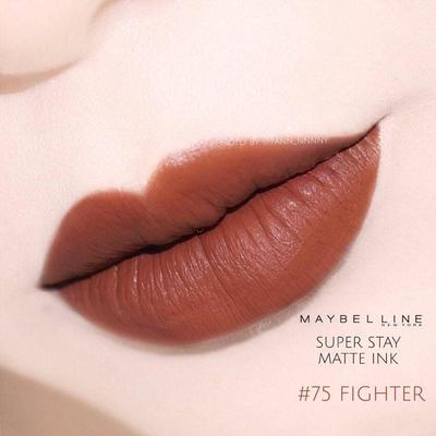 SON MAYBELLINE SUPER STAY MATTE INK MÀU 75