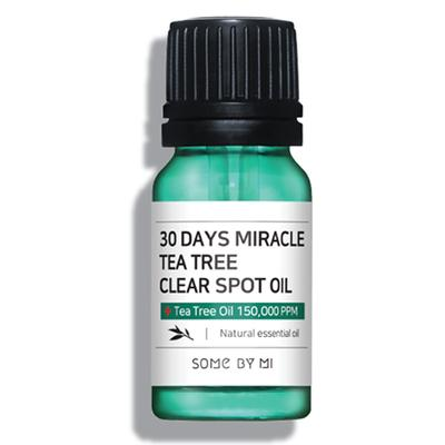 Cải thiện da mụn với Some By Mi 30 Days Miracle Tea Tree Clear Spot Oil 10ml