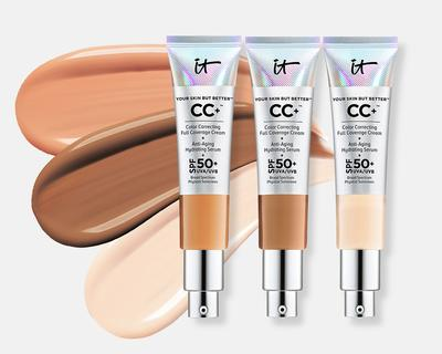 "Kem nền ""đỉnh"" nhất It Cosmetics Your Skin But Better CC+ Cream With SPF 50+"