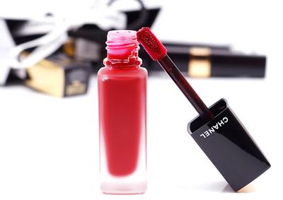 ĐÁNH THỬ CHANEL ROUGE ALLURE INK NHÉ!