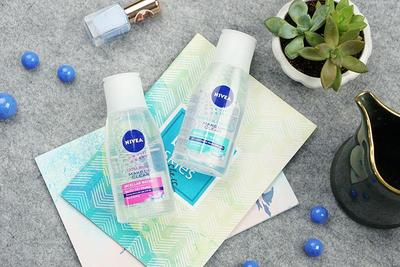 NIVEA EXTRA BRIGHT MAKEUP CLEAR CLEANSING WATER