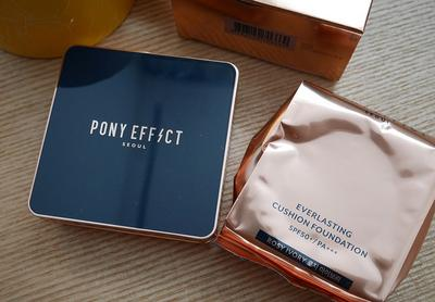 Pony Effect Everlasting Cushion Foundation SPF 50+/PA+++ -Cushion cho cô nàng da dầu