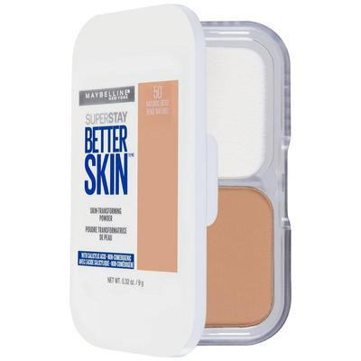 1. MAYBELLINE SUPERSTAY BETTER SKIN POWDER