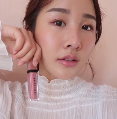 REVIEW SON BOBBI BROWN CRUSHED LIQUID LIP