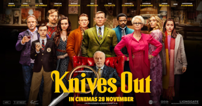 3. KNIVES OUT (2019)