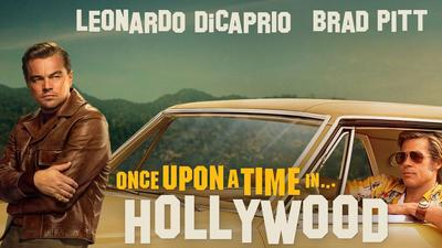 4. ONCE UPON A TIME IN HOLLYWOOD (2019)