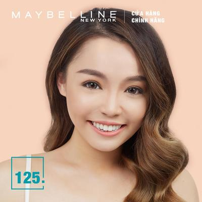 REVIEW MAYBELLINE FIT ME POWDER FOUNDATION VỀ CÔNG DỤNG