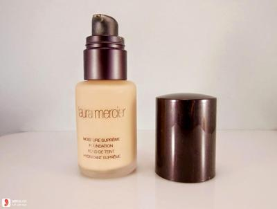 4. LAURA MERCIER MOISTURE SUPREME FOUNDATION