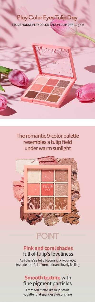 BẢNG MÀU MẮT ETUDE HOUSE PLAY COLOR EYES PALETTE