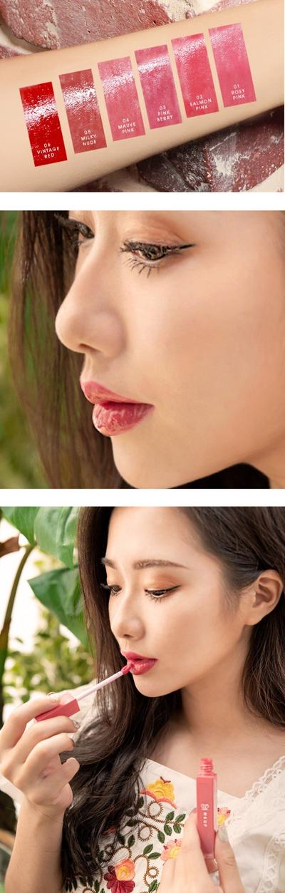 CHẤT SON MKUP ESSENCE LIP LACQUER
