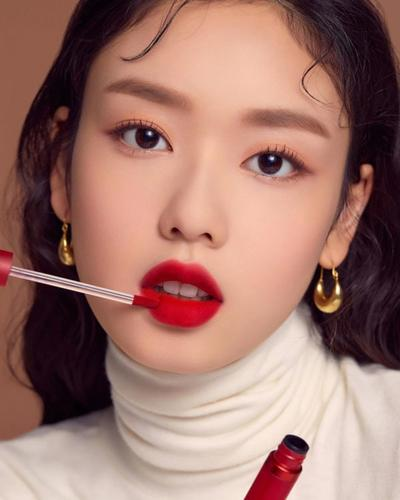 BẢNG MÀU SON ETUDE HOUSE POWDER ROUGE TINT