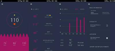 3. HEART RATE MONITOR