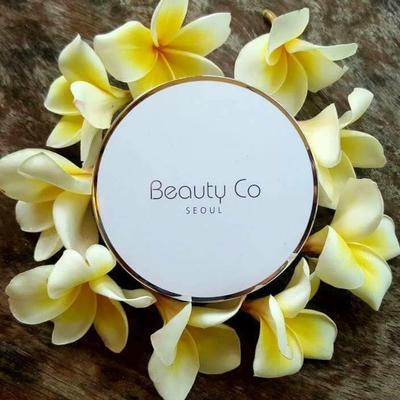 Bật mí về phấn nước Beauty Co Seoul All Day Long Cover Snow Brightening CC Cushion