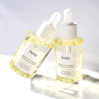 REVIEW HUXLEY OIL LIGHT AND MORE