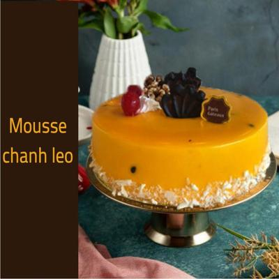 MOUSSE CHANH LEO
